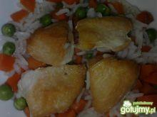 Kurczak z marchewką dla malucha