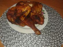 Kurczak z marynaty pieczony w piekarniku
