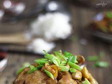 Kurczak z orzechami