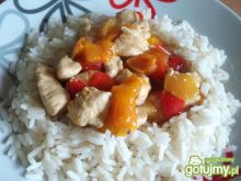 Kurczak z papryką po chińsku 2