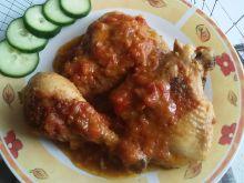 Kurczak z pomidorami