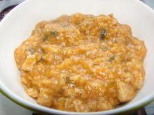 Kurczak z ryżem i porem