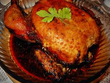 Kurczak z teriyaki