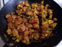 Kurczak z warzywami