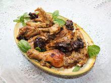 Kurczak ze śliwkami
