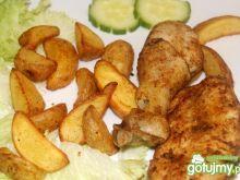 Kurczak ziołowy w kawałkach
