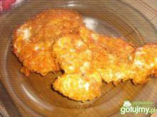 Kurczaki w płatkach kukurydzianych