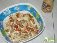 Kurczakowa sałatka