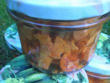 Kurki w marynacie miodowej z nutą curry