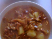Kurkowa z kartoflami