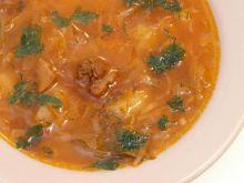 Kwaśnica - góralska zupa