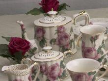 Kwiaty na porcelanie