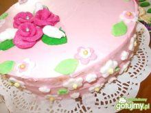 Kwitnący tort