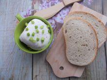 Labneh- domowy serek z jogurtu greckiego