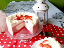 Lady pink-white