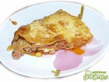 Lasagne Bolognese - wypasiona!