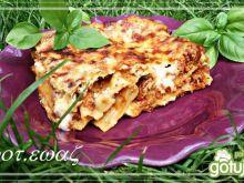 Lasagne mięsno warzywna