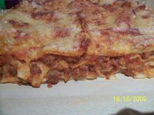lasagne - pyszota