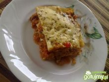 Lasagne z dużą ilością warzyw wg Triss