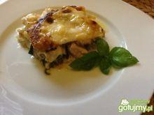 Lasagne z kurczakiem i warzywami