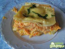 lasagne z marchewką