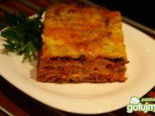 Lasagne z mięsem po bolońsku