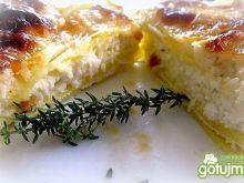 Lasagne z serem ricotta