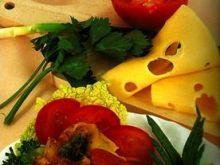 Lasagne z sosem mięsno-pieczarkowym