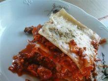 Lasagne z warzywami i mięsem wg Triss