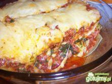 Lasagne ze szpinakiem 3