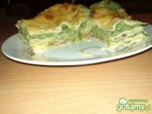 Lasagne ze szpinakiem wg Alex