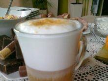 Latte macchiato wg Ewelina.