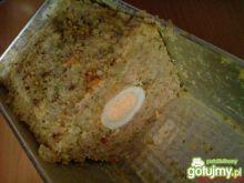 Łatwa pieczeń z mięsa mielonego