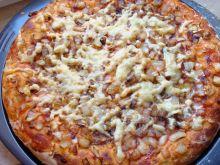 Łatwa pizza cebulowa
