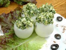 Łatwe obieranie świeżych gotowanych jaj