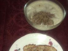 Łatwy chleb z otrębami na miodzie