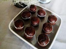 Lawendowo czekoladowe babeczki