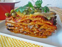 Lazania chili con carne z indykiem