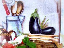 Lazania z bakłażanem i serem