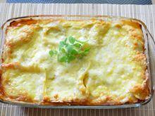 Lazania z sosem bolońskim