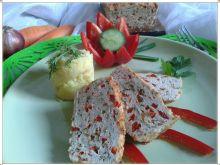 Leciutka pieczeń drobiowo-warzywna