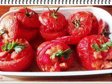 Leczo Eli zapiekane w pomidorach