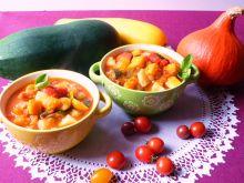 Leczo z dynią i ziemniakami