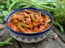 Leczo z fasolki szparagowej