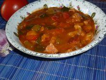 Leczo z pomidorami