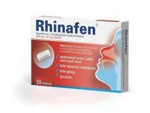Lek na niedrożność nosa w przeziębieniu