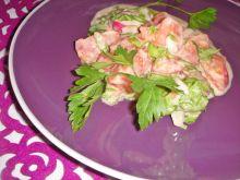 Lekka sałatka do obiadu