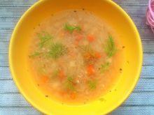 Lekka zupa cukiniowa