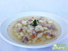 Lekka zupa kalafiorowa