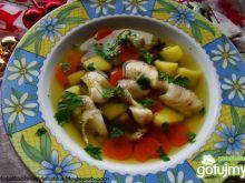 Lekka zupka rybna